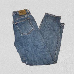 Vintage 1990s Mens Calvin Klein Dad Jeans Size 34